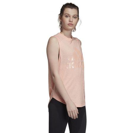 Дамска тениска без ръкави - adidas ID WINNERS MT - 6
