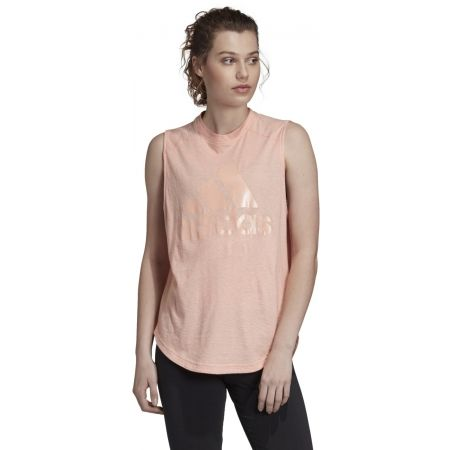 Дамска тениска без ръкави - adidas ID WINNERS MT - 4