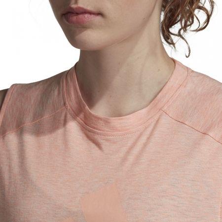 Дамска тениска без ръкави - adidas ID WINNERS MT - 8