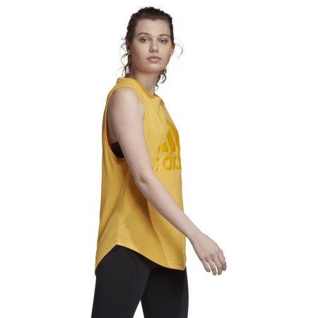 Dámske tričko bez rukávov - adidas ID WINNERS MT - 6