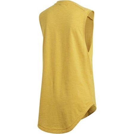 Dámske tričko bez rukávov - adidas ID WINNERS MT - 2