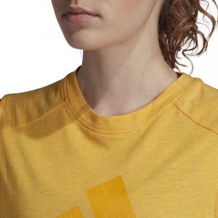 Dámske tričko bez rukávov - adidas ID WINNERS MT - 8