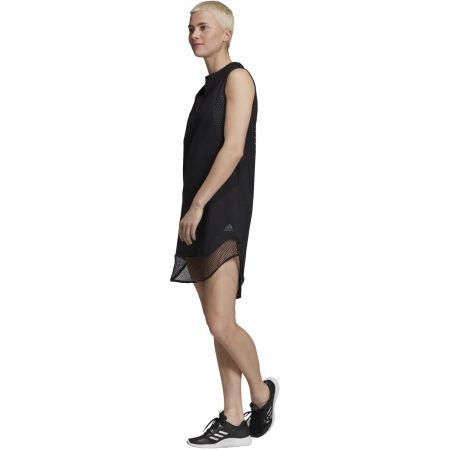 Дамска тениска без ръкави - adidas ID LONG M TEE - 5