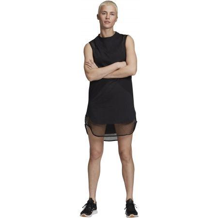 Дамска тениска без ръкави - adidas ID LONG M TEE - 4