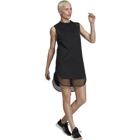 Дамска тениска без ръкави - adidas ID LONG M TEE - 6