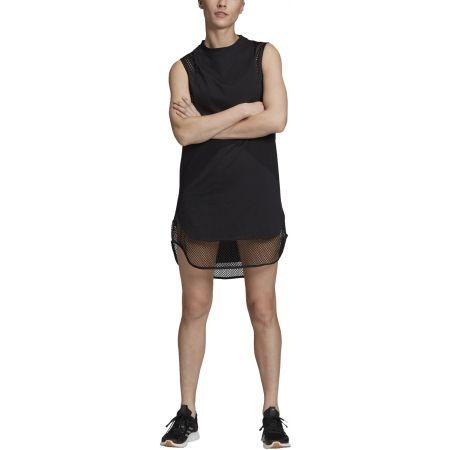 Дамска тениска без ръкави - adidas ID LONG M TEE - 3