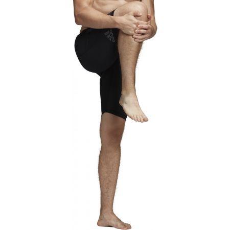 Men's shorts - adidas ALPHASKIN SHORT TIGHT - 4