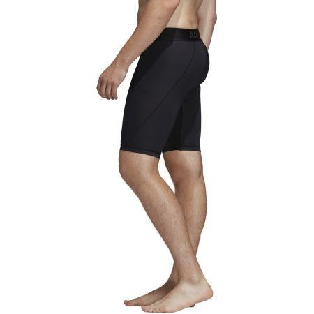 Men's shorts - adidas ALPHASKIN SHORT TIGHT - 5