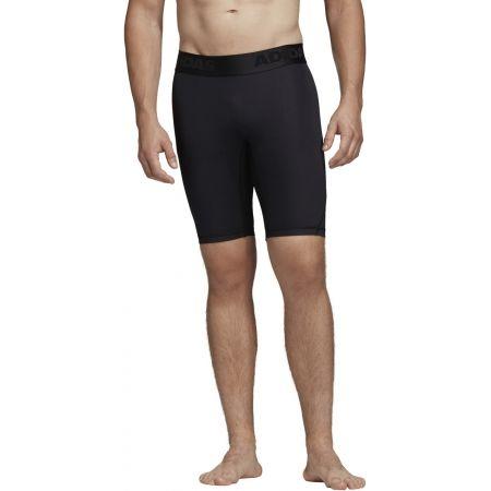Men's shorts - adidas ALPHASKIN SHORT TIGHT - 3