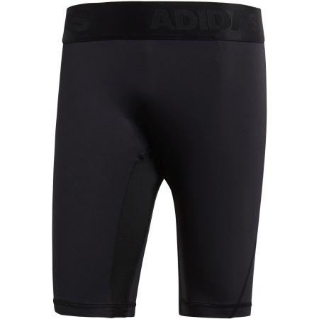 Men's shorts - adidas ALPHASKIN SHORT TIGHT - 1