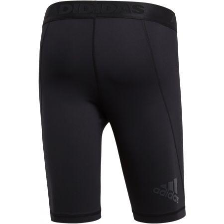 Men's shorts - adidas ALPHASKIN SHORT TIGHT - 2