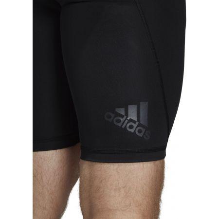 Men's shorts - adidas ALPHASKIN SHORT TIGHT - 8