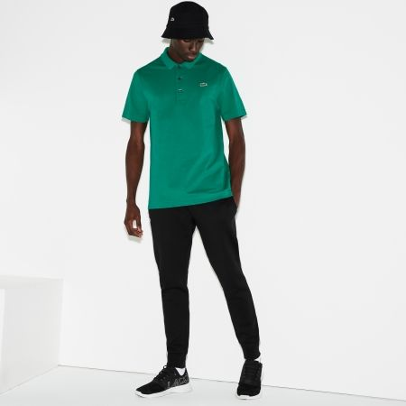 Men's polo shirt - Lacoste MAN SHORT SLEEVES BEST POLO - 3