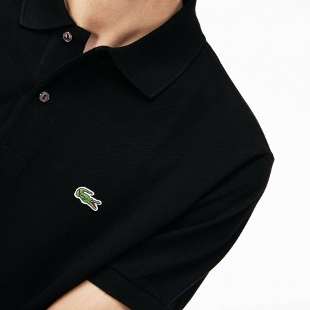 Men's polo shirt - Lacoste MAN SHORT SLEEVES BEST POLO - 4