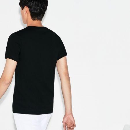 Мъжка тениска - Lacoste MAN T-SHIRT - 4