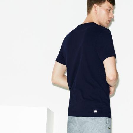 Men's T-Shirt - Lacoste MAN T-SHIRT - 5