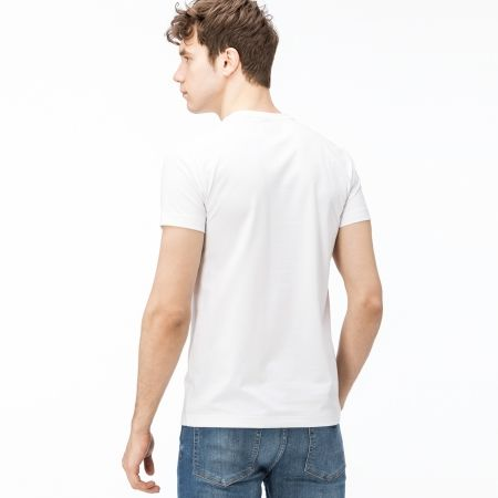 Men's T-Shirt - Lacoste MAN T-SHIRT - 3