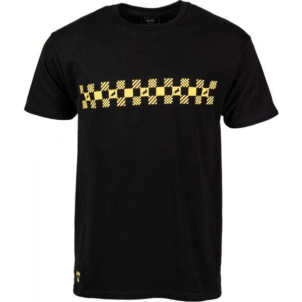 Vans MN HARRY POTTER HUFFLEPUFF - Pánske tričko