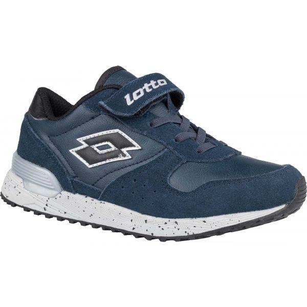 Lotto RECORD VIII VTG CL SL kék 34 - Fiú szabadidőcipő