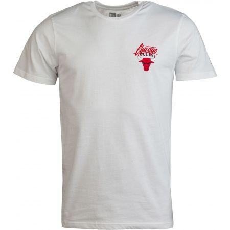 Pánské tričko - New Era NBA SCRIPT LOGO CHICAGO BULLS - 1