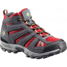 Columbia YOUTH NORTH PLAINS MID WP - Kids' outdoor winter shoes