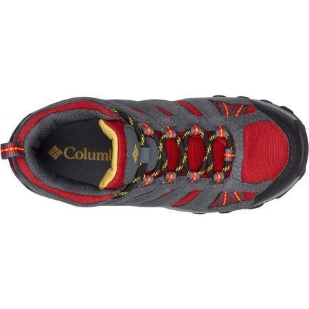 Dětská zimní outdoorová obuv - Columbia YOUTH NORTH PLAINS MID WP - 3