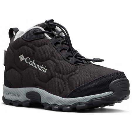 Columbia YOUTH FIRECAMP MID 2 WP - Kids' trekking shoes