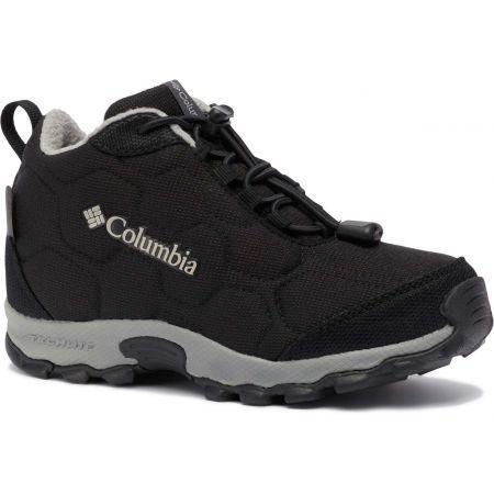Детски туристически обувки - Columbia YOUTH FIRECAMP MID 2 WP - 2