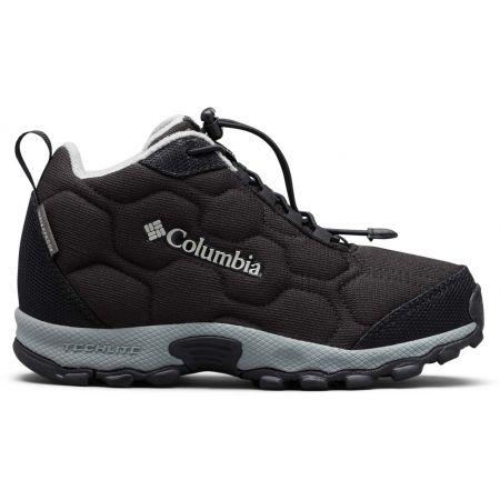 Детски туристически обувки - Columbia YOUTH FIRECAMP MID 2 WP - 3