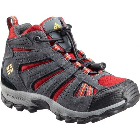 Columbia CHILDREN NORTH PLAINS MID WP - Kids' outdoor winter shoes