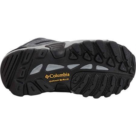 Dětská zimní outdoorová obuv - Columbia CHILDREN NORTH PLAINS MID WP - 4
