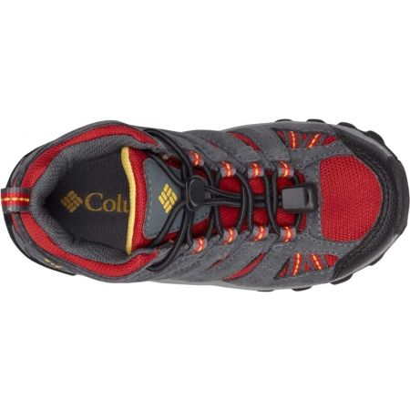 Детски туристически обувки - Columbia CHILDREN NORTH PLAINS MID WP - 3