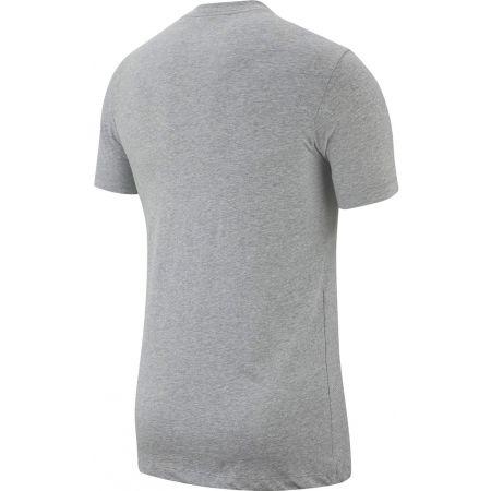 Мъжка тениска - Nike NSW TEE SWOOSH BMPR STKR - 2