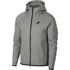 Nike NSW TCH FLC HOODIE FZ - Мъжки суитшърт