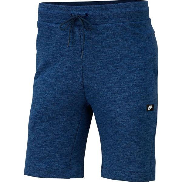 Nike NSW OPTIC SHORT tmavě modrá S - Pánské šortky