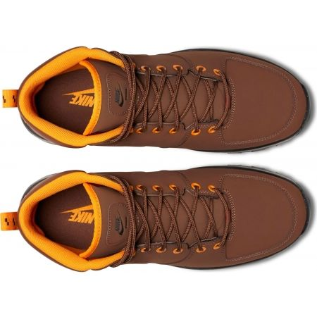 Мъжки зимни обувки - Nike MANOA LEATHER BOOT - 4