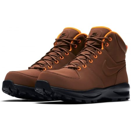 Мъжки зимни обувки - Nike MANOA LEATHER BOOT - 3