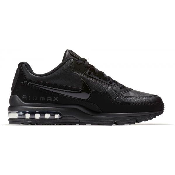 Nike AIR MAX LTD 3 SHOE czarny 9 - Obuwie miejskie męskie