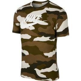 Nike NSW SS TEE CAMO 1 M - Мъжка тениска