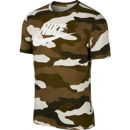 Nike NSW SS TEE CAMO 1 M - Pánské tričko