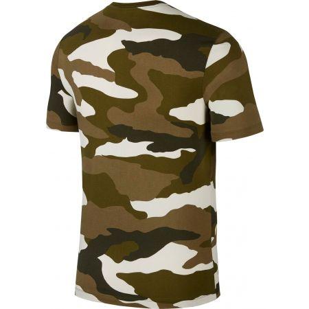 Pánské tričko - Nike NSW SS TEE CAMO 1 M - 2