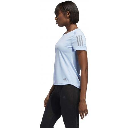 Дамска тениска - adidas OWN THE RUN TEE - 5