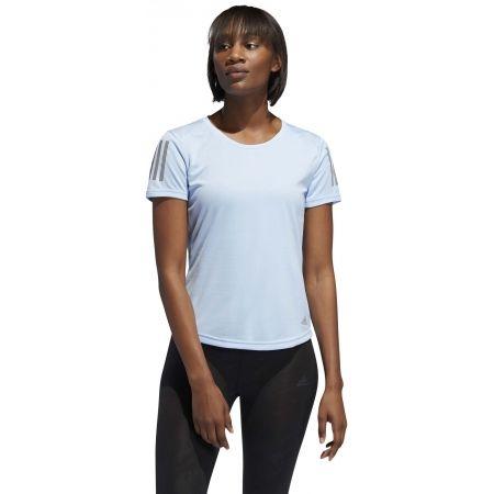 Дамска тениска - adidas OWN THE RUN TEE - 4