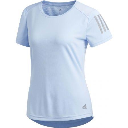 Дамска тениска - adidas OWN THE RUN TEE - 1