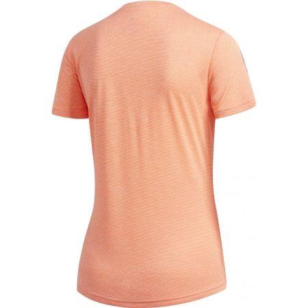 Dámske tričko - adidas OWN THE RUN TEE - 2