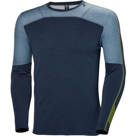 Pánske tričko - Helly Hansen LIFA MERINO CREW - 1