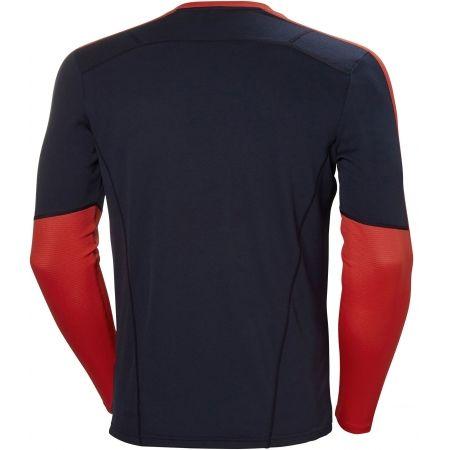 Мъжка блуза с дълъг ръкав - Helly Hansen LIFA ACTIVE CREW - 2