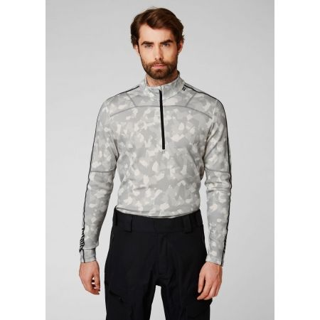 Мъжка блуза - Helly Hansen LIFA MERINO 1/2 ZIP - 3