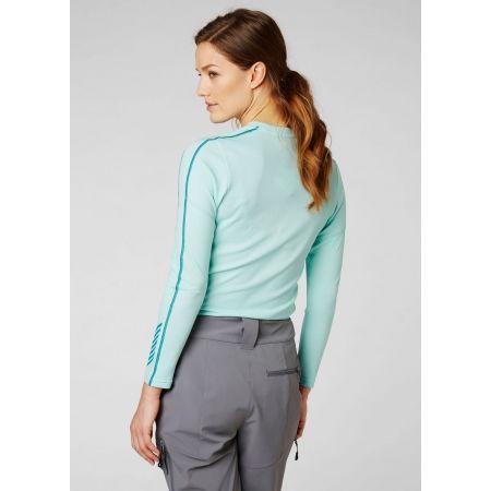 Дамска блуза с дълъг ръкав - Helly Hansen LIFA ACTIVE GRAPHIC CREW - 4