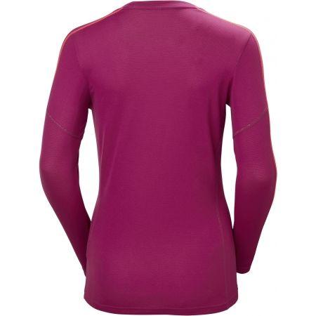 Dámske tričko s dlhým rukávom - Helly Hansen LIFA ACTIVE GRAPHIC CREW - 2